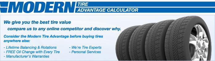 Check Out The Modern Advantage Modern Tire