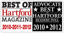 Modern Tire was Hartford Magazine's 2010 Reader's Choice